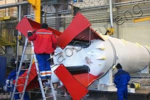 Сryogenic-tank-of-ST-production.