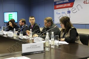 Olesya Epinina, Safe Technologies IG representative