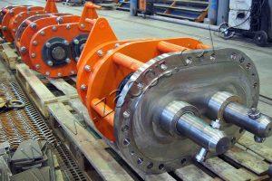 Pyrolysis equipment ongoing shipments to Europe