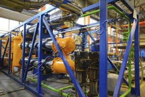 TDP for sludge processing