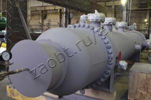 Heat recovery boiler for NOVATEK-Yurharovneftegaz