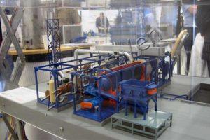 Oil sludge pyrolysis plant TDP-2