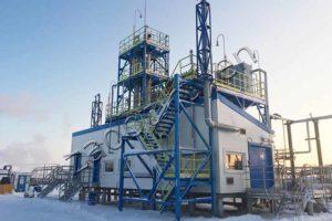 Desulfurization Gas Treatment Unit