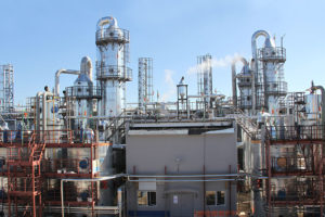 low-methanol formalin and urea formaldehyde concentrate (UFC) production facility