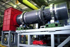 Test assembly of КТО-200.О.В incinerator