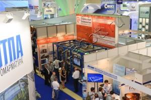 Пиролизное оборудование на выставке NEFTEGAZ-2014