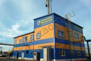 Установка по производству КФК и формалина