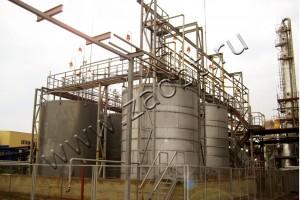 Установка по производству безметанольного концентрированного формалина
