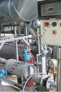 Комплекс газоимпульсной очистки теплообменного оборудования