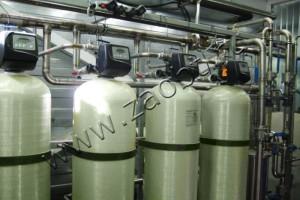 Установка карбамидоформальдегидного концентрата