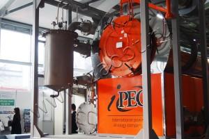 Установка термической деструкции - технология пиролиза