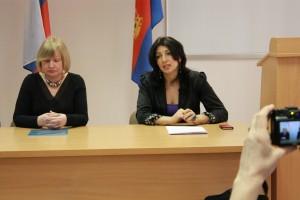 Анна Каграманян, заместитель председателя комитета ООС и природных ресурсов
