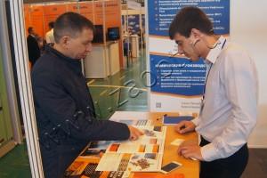 """ПГ """"Безопасные Технологии на выставке «Нефть. Газ. Энерго. Экология. Промышленная безопасность – 2015»"""