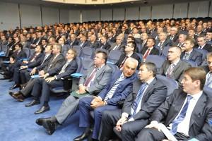 Форум представителей нефтегазовой отрасли