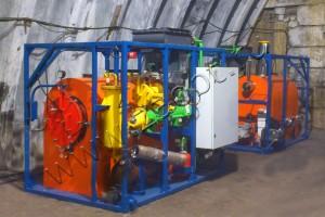 установка комплексной переработки отходов