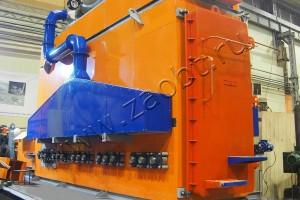Установка термической очистки металла от краски (УТО)