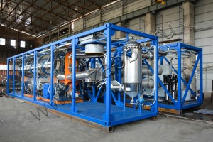 Оборудование для переработки отходов (УТД)