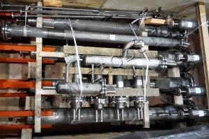 Отгрузка установки для проведения каталитических процессов