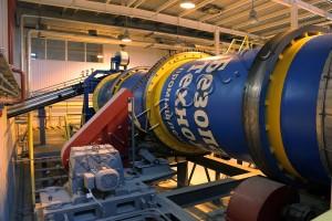 Комплекс термического обезвреживания КТО-500 в Ярославле