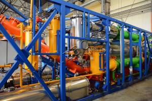 Оборудование для переработки отходов УТД-2-200