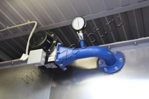 Инсинератор для утилизации отходов