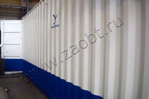 Станция очистки свалочного фильтрата СОС-200