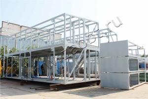 Комплекс утилизации жидких отходов
