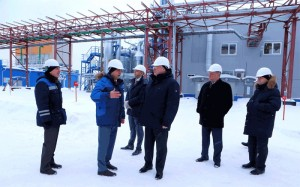 Открытие модернизированного производства формалина и КФК