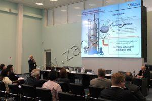 Презентация каталитической газоочистки международному сообществу