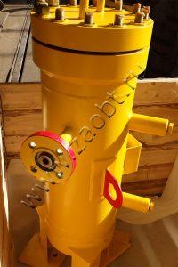 Промышленный газовый сепаратор
