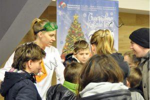 Благотворительный новогодний праздник для детей-сирот при поддержке ПГ «БТ»