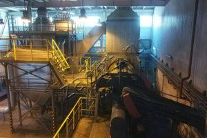 Инсинератор утилизации промышленных отходов, ОАО «РЖД»