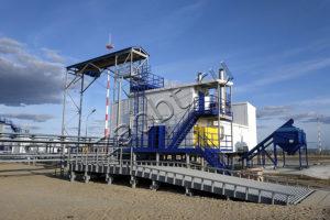 Печь утилизации твердых коммунальных отходов, КТО-200.БМ.П
