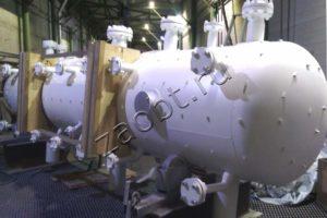 Сепаратор пара узла печи дожига для «Башнефть УНПЗ»