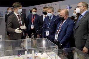 Презентация газовых технологий ЗАО «БТ» для арктических территорий