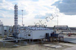 Комплекс переработки нефтесодержащих отходов на базе УТД-2