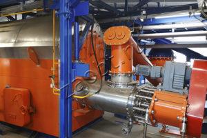 Утилизация промышленных отходов на УТД-2