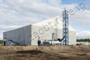UTD-2 for Gazpromneft-Noyabrskneftegaz