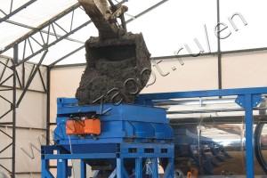 UTD-2 eliminates sludge pits