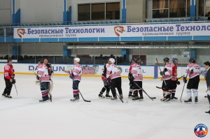 Safe Technologies is a partner of charity match for orphans supported by the Ice Hockey Federation of Saint-Petersburg