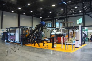 The cutting edge motor fuel production equipment