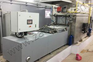 KTO incinerator