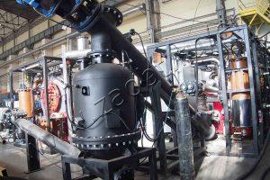 TDP-2-100 pyrolysis plant